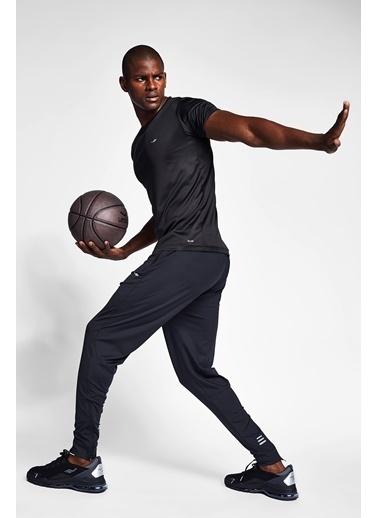 Lescon Siyah Erkek T-Shirt 20S-1220-20N Siyah